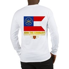 Jtc (forrest Cavalry) Long Sleeve T-Shirt