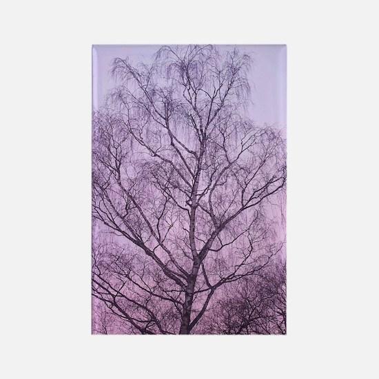 Art of Tree Rectangle Magnet