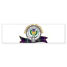 Flower of Scotland Bumper Bumper Sticker
