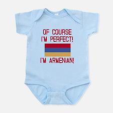 Perfect Armenian Infant Bodysuit