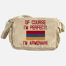 Perfect Armenian Messenger Bag