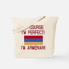 Perfect Armenian Tote Bag
