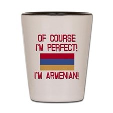 Perfect Armenian Shot Glass