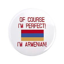 "Perfect Armenian 3.5"" Button"