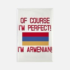 Perfect Armenian Rectangle Magnet