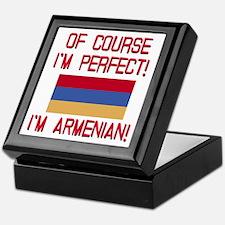 Perfect Armenian Keepsake Box