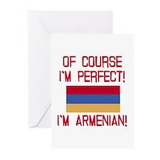 Perfect Armenian Greeting Cards (Pk of 10)