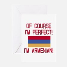 Perfect Armenian Greeting Cards (Pk of 10)
