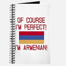 Perfect Armenian Journal