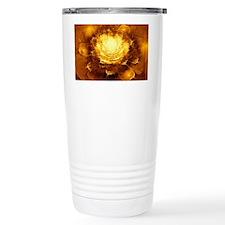 Golden Art Travel Mug