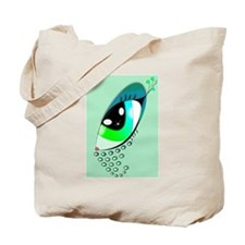 Eye Art Tote Bag