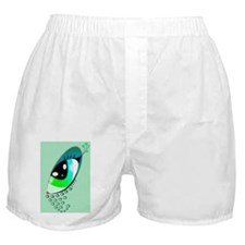Eye Art Boxer Shorts
