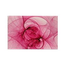 Fractal Art Rectangle Magnet