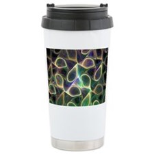 Fractal Art Travel Coffee Mug