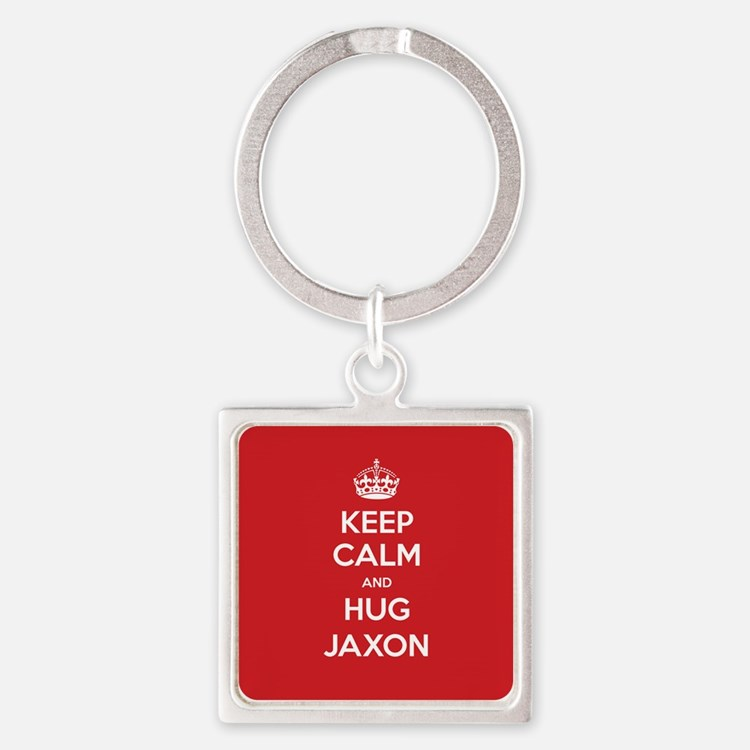 Hug Jaxon Keychains