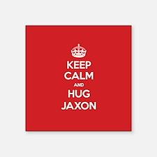 Hug Jaxon Sticker