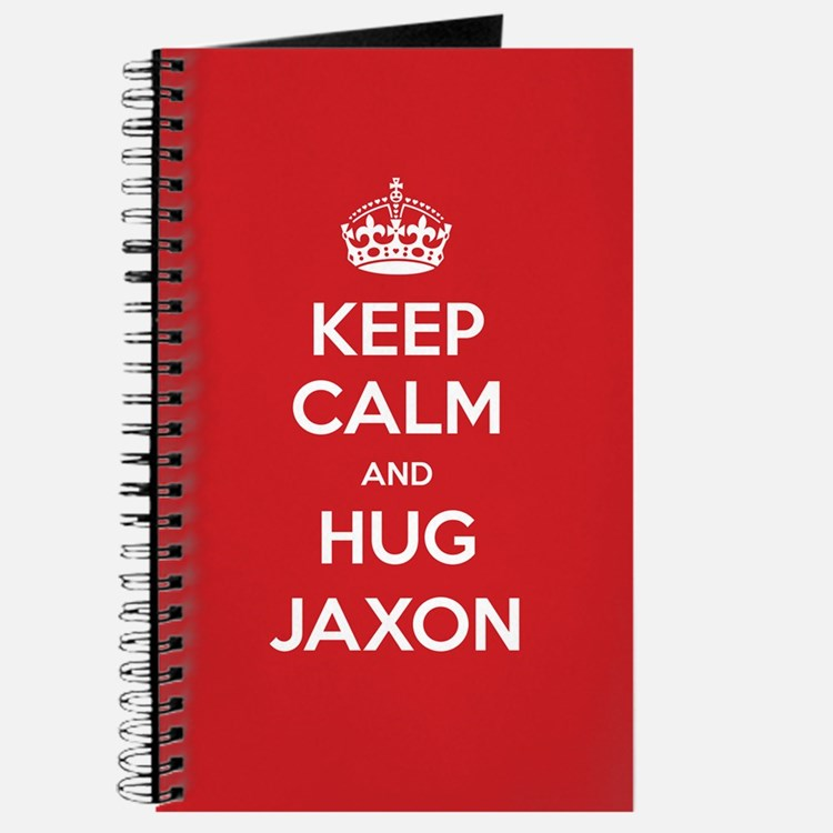 Hug Jaxon Journal