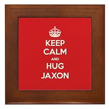 Hug Jaxon Framed Tile