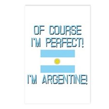 Perfect Argentine Postcards (Package of 8)