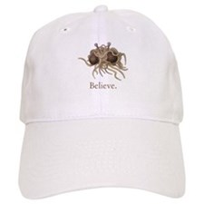 Flying Spaghetti Monster Believe Baseball Baseball Cap