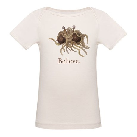 Flying Spaghetti Monster Believe T-Shirt