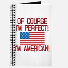 Perfect American Journal