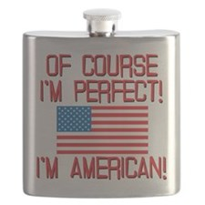 Perfect American Flask