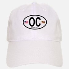 Ocean City Euro Oval Baseball Baseball Cap