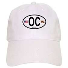 Ocean City Euro Oval Baseball Cap