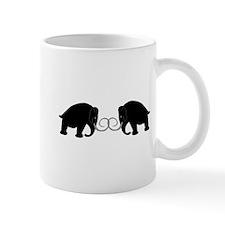 Mammoths Embrace - Mug