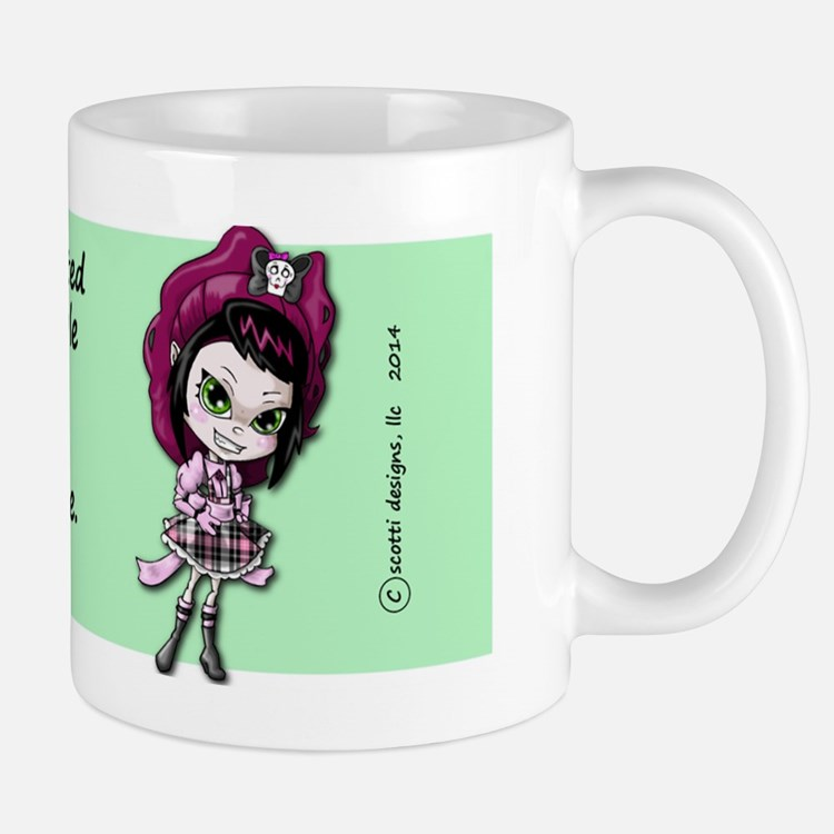 Little Billy Vampire Lucretia Coffee Mug