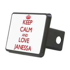 Keep Calm and Love Janessa Hitch Cover