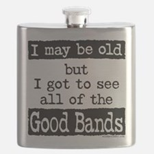 I May Be Old but Flask