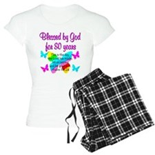 80TH PRAISE GOD Pajamas