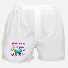 80TH PRAISE GOD Boxer Shorts