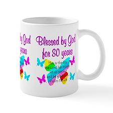 80TH PRAISE GOD Small Mug