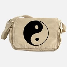 Classic Yin Yang - Messenger Bag