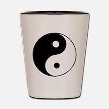 Classic Yin Yang - Shot Glass