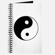Classic Yin Yang - Journal