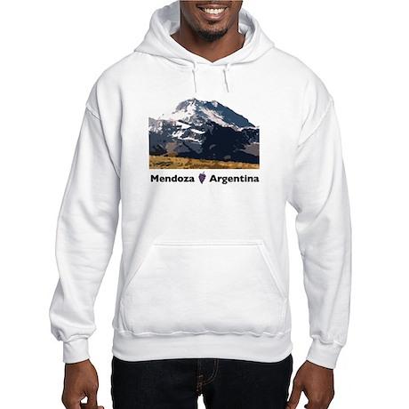 Mendoza Aconcagua Hooded Sweatshirt