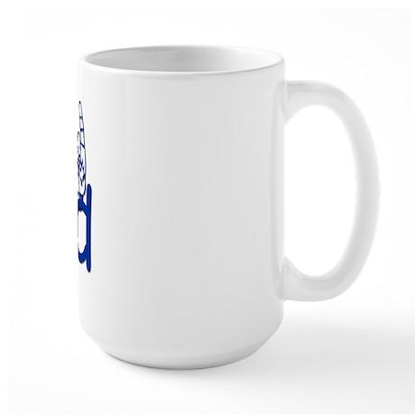 David Large Mug