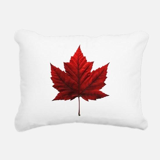Canada Souvenir Rectangular Canvas Pillow