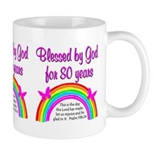 80TH LOVE JESUS Mug