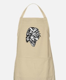 Crazy Clown BBQ Apron