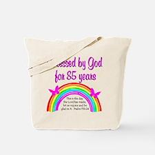 85TH RAINBOW Tote Bag
