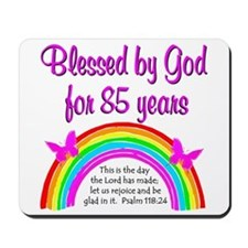85TH RAINBOW Mousepad