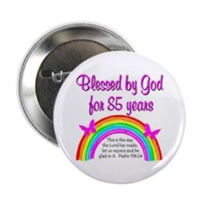 "85TH RAINBOW 2.25"" Button"