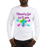 85th birthday Long Sleeve T-shirts