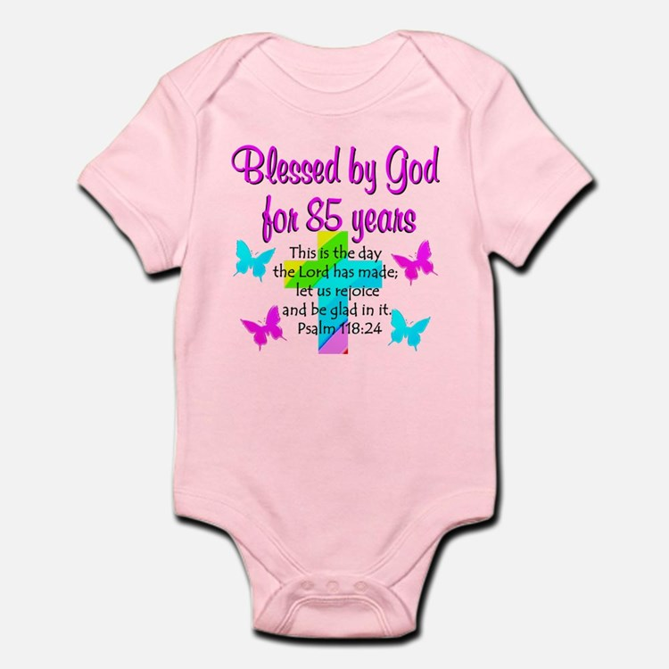 85th LOVE GOD Infant Bodysuit