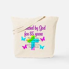85th LOVE GOD Tote Bag